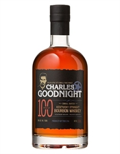 Charles Goodnight Small Batch Bourbon 750ml, 50%-american-TopShelf Liquor Online Nz