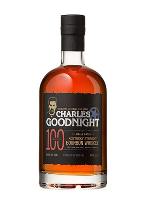 Charles Goodnight Small Batch Bourbon 750ml 50 Whisky