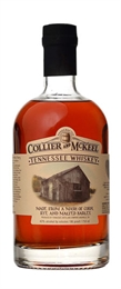 Collier and McKeel Tennessee Whiskey 750ml, 43%-american-TopShelf Liquor Online Nz
