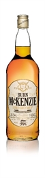 Burns McKenzie Blended Scotch Wkisky 1 litre, 40%-scotch blends-TopShelf Liquor Online Nz