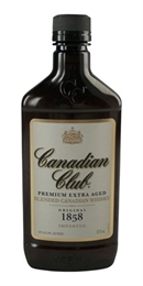 Canadian Club Whisky 375ml, 37%-other whisky-TopShelf Liquor Online Nz