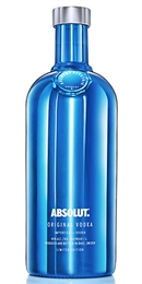 Absolut Vodka Electrik 1 litre, 40%-vodka-TopShelf Liquor Online Nz