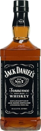Jack Daniels No7 Whiskey 1000ml, 40%-american-TopShelf Liquor Online Nz