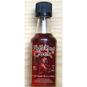 Fighting Cock Bourbon 6yr Old 50ml,51.5%-miniatures-TopShelf Liquor Online Nz