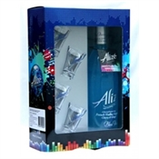 ALIZE BLEU & 4 SHOT GLASSES-gift packs-TopShelf Liquor Online Nz