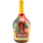 Whalers Big Island Banana Rum 750ml-spirits-TopShelf Liquor Online Nz