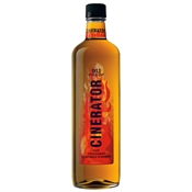 Cinerator Whiskey Cinnamon Liqueur 750ml, 45.55%-cheap as-TopShelf Liquor Online Nz
