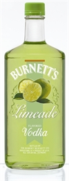 Burnett's Limeade Vodka 750ml, 35%-cheap as-TopShelf Liquor Online Nz