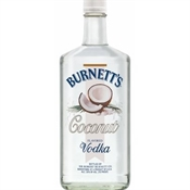 Burnett's Coconut Vodka 750ml, 35%-cheap as-TopShelf Liquor Online Nz