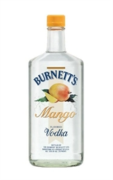Burnett's Mango Vodka 750ml, 35%-spirits-TopShelf Liquor Online Nz