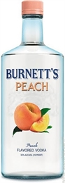 Burnett's Peach Vodka 750ml, 35%-spirits-TopShelf Liquor Online Nz