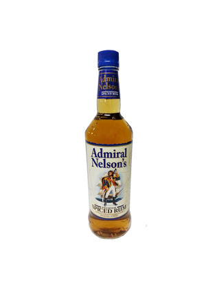 Admiral Nelsons Premium Spiced Rum 50ml
