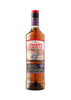 Famous Grouse Smoky Black 700ml, 40%