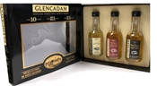 Glencadam Mini Pack 3 x 50ml-miniatures-TopShelf Liquor Online Nz