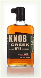 Knob Creek Rye, 700ml, 50%-american-TopShelf Liquor Online Nz