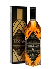 Antiquary 12 Yrs  Blended Scotch, 700ml, 40%-scotch blends-TopShelf Liquor Online Nz
