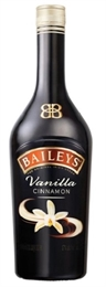 Baileys Irish Cream Vanilla Cinnamon, 1000ml, 17%-liqueurs-TopShelf Liquor Online Nz