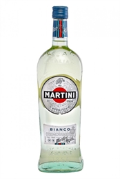 Martini Bianco 1000ml, 15%-spirits-TopShelf Liquor Online Nz