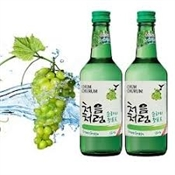 Chum Churum Green Grape, 12%, 360ML-other-TopShelf Liquor Online Nz