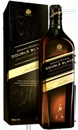 Johnnie Walker Double Black, 1000ml, 40%-whisky-TopShelf Liquor Online Nz