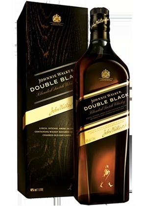 Johnnie Walker Double Black, 1000ml, 40%