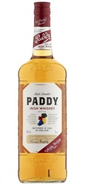 Paddy Irish Whiskey 1000ml, 40%-irish whiskey-TopShelf Liquor Online Nz
