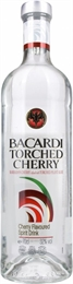 Bacardi Torched Cherry 700ml, 32%-spirits-TopShelf Liquor Online Nz