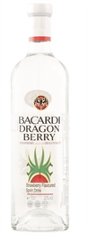 Bacardi Dragon Berry 700ml, 32%-spirits-TopShelf Liquor Online Nz