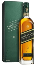 Johnnie Walker Green Label 700ml, 43% -scotch blends-TopShelf Liquor Online Nz