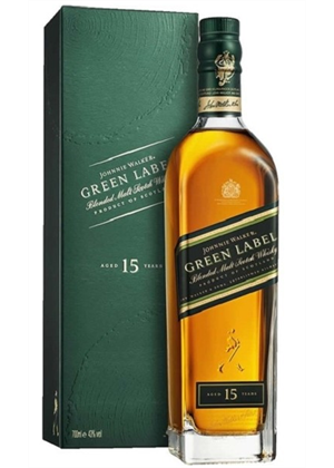 Johnnie Walker Green Label 700ml, 43%