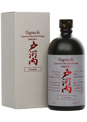 Togouchi Kiwami Blended, 700ml, 40%