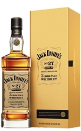 Jack Daniels No. 27 Gold Whiskey 700ml, 40%-american-TopShelf Liquor Online Nz