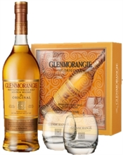 Glenmorangie 10yr, 700 ml VAP+ 2 Glass, 40%-gifting-TopShelf Liquor Online Nz
