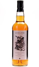 Adelphi Private Stock Blend Whiskey 700ml, 40%-whisky-TopShelf Liquor Online Nz