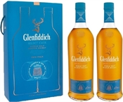 Glenfiddich Select Cask Twin Pack 2 x 1000ml, 40%-single malts-TopShelf Liquor Online Nz