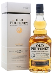 Old Pulteney Highland Single Malt Scotch Whisky12Yo 700ml, 40%-whisky-TopShelf Liquor Online Nz