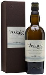 Port Askaig 8Yo Islay Single Malt Whisky 700ml, 45.80%-whisky-TopShelf Liquor Online Nz