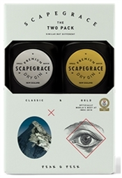 Scapegrace Gin Two Pack (Classic and Gold) (2x200ml)		-spirits-TopShelf Liquor Online Nz