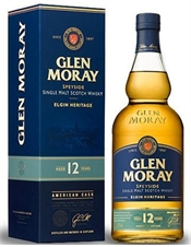 Glen Moray Speyside Single Malt Whisky 12Yrs 700ml, 40%-gifting-TopShelf Liquor Online Nz