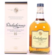 Dalwhinnie Whisky 15yr Old 1000ml, 43%-whisky-TopShelf Liquor Online Nz