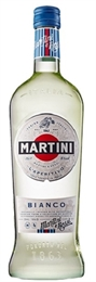Martini Bianco 750ml, 15%-spirits-TopShelf Liquor Online Nz