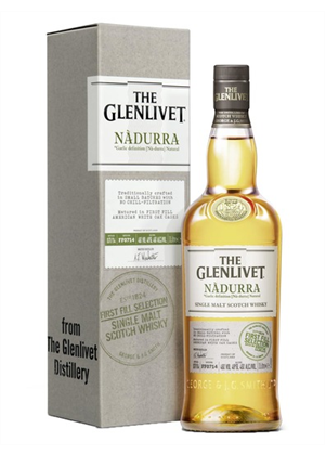 The Glenlivet Nadurra American Oak First Fill 1000ml, 48%