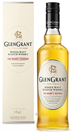 Glen Grant The Major's Reserve 700ml, 40%-whisky-TopShelf Liquor Online Nz