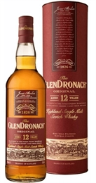 The Glendronach 12 Years 700ml, 43%-whisky-TopShelf Liquor Online Nz