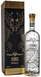 Royal Dragon Imperial Superior Vodka 700ml, 40%-spirits-TopShelf Liquor Online Nz