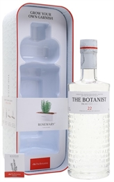 The Botanist Gin and Herb Planter Gift Pack 700ml, 46%-exclusive collections-TopShelf Liquor Online Nz