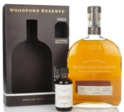 Woodford & Old-Fashioned Syrup Gift Box 700ml, 40%-gifting-TopShelf Liquor Online Nz