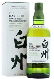 Hakushu Distillers Reserve 700ml, 43%-exclusive collections-TopShelf Liquor Online Nz