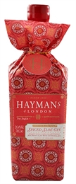 Hayman's Gin Sloe Gift Wrap Collection 700ml, 26%-liqueurs-TopShelf Liquor Online Nz
