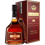 Alfonso Solera XO Brandy 700ml, 40%-exclusive collections-TopShelf Liquor Online Nz